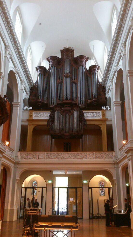De Duif - Organ