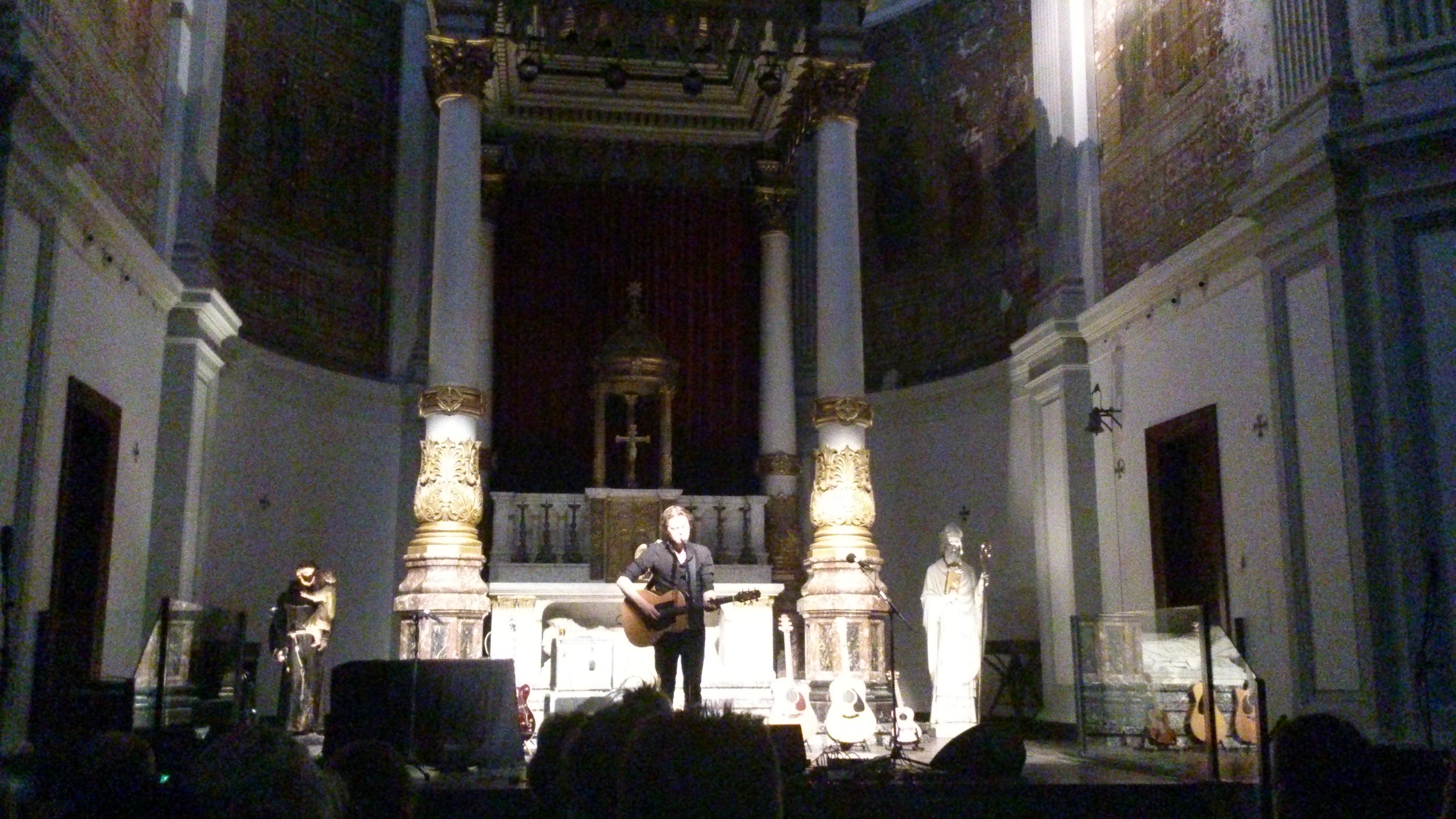 Tom McRae - De Duif, Amsterdam